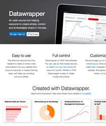 Datawrapper – Interactive Charting